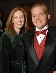 Katherine Wingfield and Eric Bjork at the Houston Achievement Place Gala at the Westin Galleria Hotel Thursday Dec. 03,2009. (Dave Rossman/For the Chronicle)