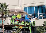 exterior, Margaritaville Restaurant, Las Vegas, Nevada