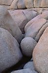 Boulder and rocks, Joshua Tree National Park, California