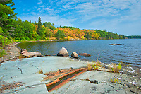 Island in Lake of the Woods<br />