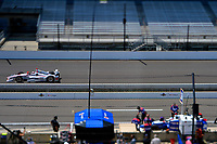 Verizon IndyCar Series<br /> Indianapolis 500 Practice<br /> Indianapolis Motor Speedway, Indianapolis, IN USA<br /> Tuesday 16 May 2017<br /> Will Power, Team Penske Chevrolet and Takuma Sato, Andretti Autosport Honda<br /> World Copyright: F. Peirce Williams