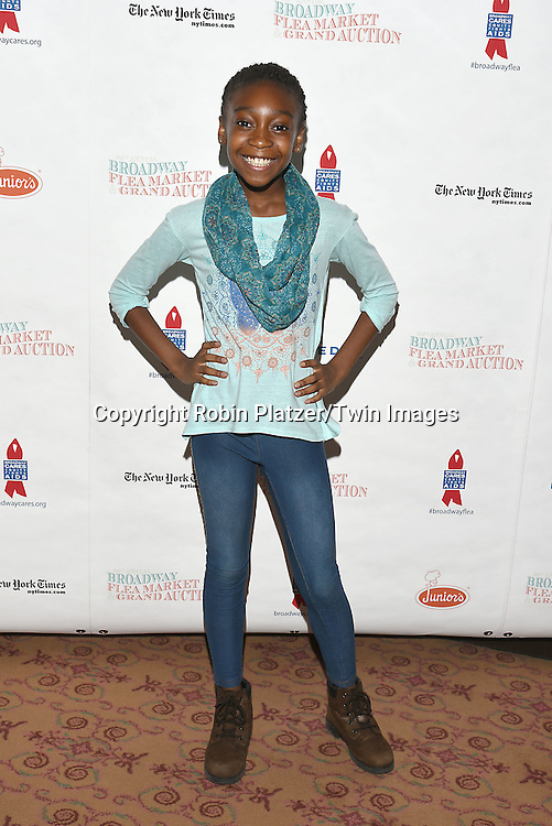 Shadadi Wright Joseph attends the Broadway Cares/Equity Fights Aids Flea Market and Grand Auction on September 25, 2016 at the Music Box Theatre and in Shubert Ally in New York, New York, USA. <br /> <br /> photo by Robin Platzer/Twin Images<br />  <br /> phone number 212-935-0770