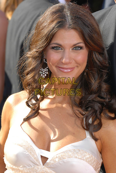 SAMANTHA HARRIS.59th Annual Primetime Emmy Awards held at the Shrine Auditorium, Los Angeles, California, USA..September 16th, 2007.headshot portrait .CAP/ADM/CH.©Charles Harris/AdMedia/Capital Pictures.
