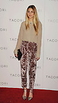 "WEST HOLLYWOOD, CA - OCTOBER 09: Whitney Port arrives at the Tacori Productions New ""City Lights"" Fall/Winter 2012 Collection Launch Party at The Lot Studio on October 9, 2012 in West Hollywood, California."