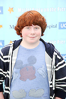SANTA MONICA, CA - OCTOBER 21:  Tucker Albrizzi at the Mattel Party On The Pier Benefiting Mattel Children's Hospital UCLA - Red Carpet at Pacific Park at Santa Monica Pier on October 21, 2012 in Santa Monica, California. © mpi20/MediaPunch Inc. /NortePhoto