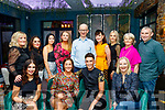 Staff from McCauley's Health&Beauty, Manor West shopping centre, Tralee, finally got together for their annual party nightout in the Rose hotel, Tralee last Saturday.