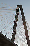 arthur ravenel jr bridge charleston south carolina also knows as the cooper river bridge