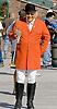 Richard Garrick The Bugler at Delaware Park on 10/20/12
