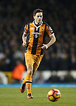 Hull's Ryan Mason in action during the Premier League match at White Hart Lane Stadium, London. Picture date December 14th, 2016 Pic David Klein/Sportimage