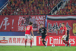 Guangzhou Evergrande plays Al Ahli during their AFC Champions League Final Match 2nd Leg on 21 November 2015 at the Tianhe Sport Center in Guangzhou, China. Photo by Lucas Schifres / Power Sport Images