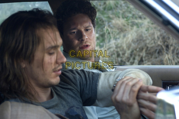 James Franco & Seth Rogen.in Pineapple Express.*Filmstill - Editorial Use Only*.CAP/NFS.Supplied by Capital Pictures.