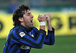 2012 Serie A Chievo v Inter Milan Mar 9th..Milito Diego Alberto on 10/03/2012 in Verona, ITALY. ..© PierreTeyssot.com