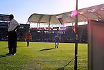 14 November 2004: Kerry Zavagnin (5) walks slowly across the field after thanking the Wizards supporters after the game. DC United defeated the Kansas City Wizards 3-2 to win MLS Cup 2004, Major League Soccer's championship game at the Home Depot Center in Carson, CA..
