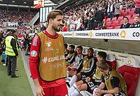 Torwart Kevin Trapp (Deutschland Germany) - 11.06.2019: Deutschland vs. Estland, OPEL Arena Mainz, EM-Qualifikation DISCLAIMER: DFB regulations prohibit any use of photographs as image sequences and/or quasi-video.
