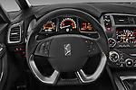 Car pictures of steering wheel view of a 2016 Citroen DS5 Sport Chic 5 Door Hatchback Steering Wheel