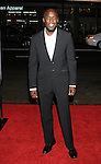 "HOLLYWOOD, CA. - November 04: Michael K. Williams arrives at the AFI Fest 2009 gala screening of ""The Road"" at Grauman's Chinese Theatre on November 4, 2009 in Hollywood, California."