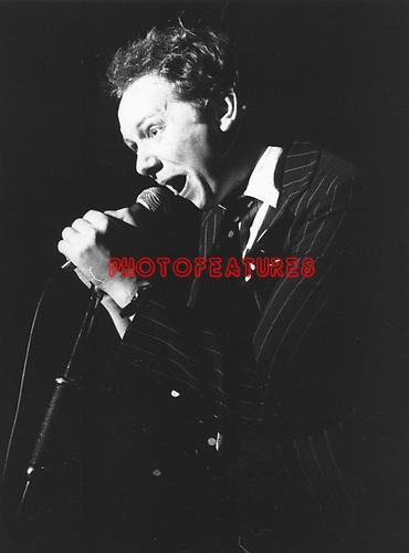 Joe Jackson 1979<br />&copy; Chris Walter