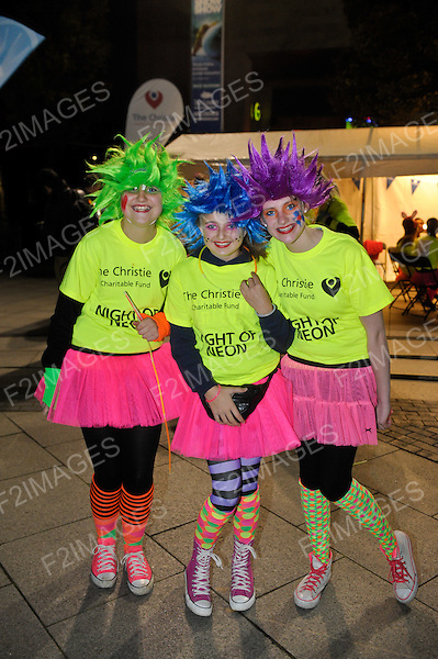 Night of Neon Event 30.10.11 Salford Manchester