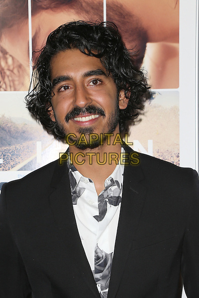 HOLLYWOOD, CA - NOVEMBER 11: Dev Patel at the premiere of The Weinstein Company's 'Lion' at AFI Fest 2016, presented by Audi at TCL Chinese 6 Theater on November 11, 2016 in Hollywood, California.  <br /> CAP/MPI/SAD<br /> &copy;SAD/MPI/Capital Pictures