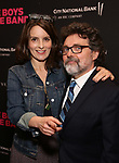 Tina Fey and Jeff Richmond attends 'The Boys in the Band' 50th Anniversary Celebration at The Booth Theatre on May 30, 2018 in New York City.