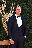 PASADENA - APR 30: Pierson Fode at the 44th Daytime Emmy Awards at the Pasadena Civic Center on April 30, 2017 in Pasadena, California
