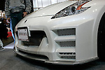 Jan 15, 2010 - Chiba, Japan - A Nissan Fairlady Z customized by Branew company is displayed during the Tokyo Auto Salon 2010 in Chiba, suburb Tokyo, on January 15, 2010. More than 400 companies, associations and groups are displaying more than 600 custom vehicules in the Japan's biggest tuning show which takes place between January 15 and 17. (Photo Laurent Benchana/Nippon News)