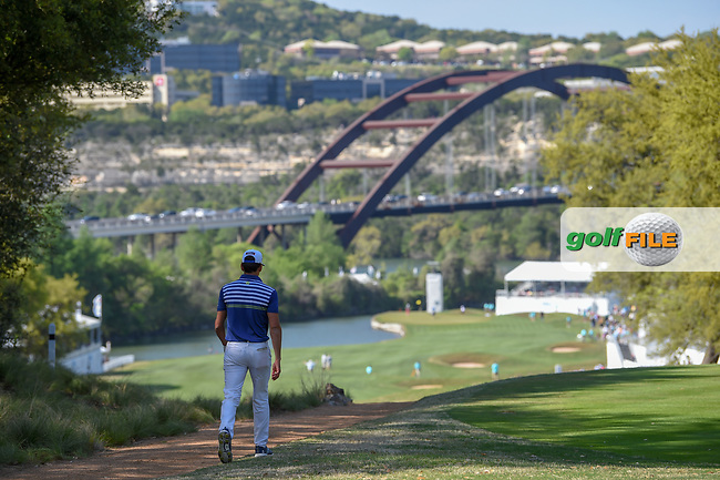 Rafael Cabrera Bello (ESP) makes his way down 12 during day 1 of the WGC Dell Match Play, at the Austin Country Club, Austin, Texas, USA. 3/27/2019.<br /> Picture: Golffile | Ken Murray<br /> <br /> <br /> All photo usage must carry mandatory copyright credit (© Golffile | Ken Murray)