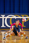 2017-2018 ICCP Volleyball vs ACC