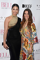 LOS ANGELES - JUN 23:  Camila Alves, Priscilla Ford at the BELLA Los Angeles Summer Issue Cover Launch Party at the Sofitel Hotel on June 23, 2017 in Los Angeles, CA