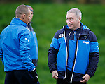 Kenny Miller and Ally McCoist