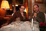"""20070309 - France - Paris<br /> CHRISTOPHE TUPINIER ET THIERRY GAUDILLERE, CREATEURS DU MAGAZINE """"BOURGOGNES"""" SUR LES VINS DE BOURGOGNE.<br /> Ref: CHRISTOPHE_TUPINIER_003 - © Philippe Noisette"""