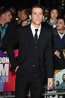 "Chris Thornton<br /> arriving for the London Film Festival screening of ""Outlaw King"" at the Cineworld Leicester Square, London<br /> <br /> ©Ash Knotek  D3446  17/10/2018"