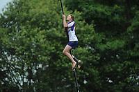 FIERJLEPPEN: JOURE: 18-06-2014, ROC Friese Poort Competitie, Senioren Topklasse, Thewis Hobma wint, ©foto Martin de Jong