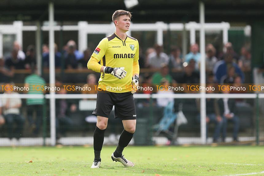 Joe Taylor of Leatherhead during Leatherhead vs Needham Market, Ryman League Premier Division Football at Fetcham Grove on 24th September 2016