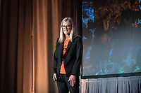 Bonnie Mills '81<br /> Occidental College launched the public phase of the Oxy Campaign For Good, a comprehensive effort to raise $225 million to strengthen its financial aid endowment and academic and co-curricular programs, at a May 18, 2019 Campaign Leadership Summit on the Occidental campus. More than 100 Oxy community members participated, getting a first-hand look at current programs and celebrated what the Campaign means for the future of Oxy.<br /> (Photo by Marc Campos, Occidental College Photographer)