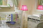 Nice children bedroom furniture in pastel shades Child room interior
