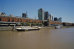 Buenos Aires- Puerto Madero &egrave; il rinato porto turistico turistico della citt&agrave;<br /> &copy; Paolo della Corte