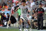 14 April 2012: Atlanta's Kohei Matsushita (JPN). The Carolina RailHawks played the Atlanta Silverbacks to a 4-4 tie at WakeMed Soccer Stadium in Cary, NC in a 2012 North American Soccer League (NASL) regular season game.