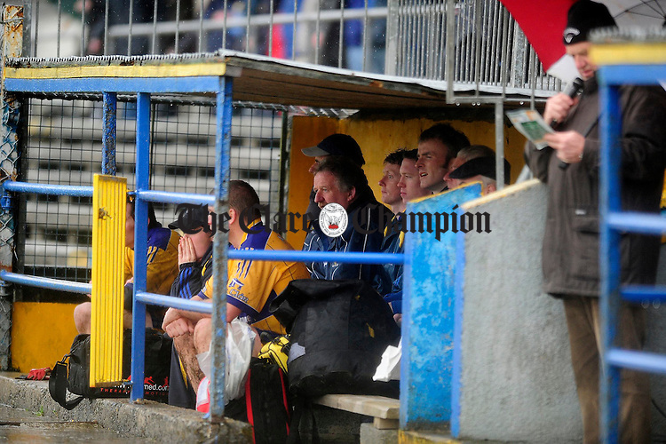 Mike O'Neill  NFL Clare v Wicklow at Cusack Park.Pic Arthur Ellis.