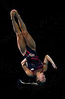 Picture by Alex Whitehead/SWpix.com - 14/04/2018 - Commonwealth Games - Diving - Optus Aquatics Centre, Gold Coast, Australia - Alicia Blagg competes in the Women's 3m Springboard final.
