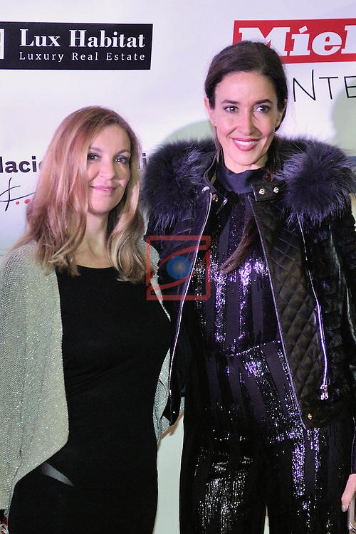 Gala Dia Mundial de la Infancia.<br /> Maria F. Llorens &amp; Elsa Anka.
