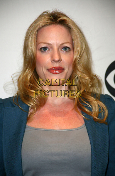 SHERIE RENE SCOTT .Attending the 2010 Tony Awards Meet the Nominees Press Reception on May 5, 2010 in New York City, New York, NY, USA, 5th May 2010..portrait headshot grey gray blue .CAP/ADM/PZ.©Paul Zimmerman/AdMedia/Capital Pictures.