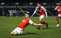 Bury U18 v Fleetwood Town U18 - FA Youth Cup 2nd Round - 08.11.2018