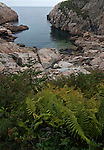 Squeaker Hole, Coastal Trail, Cape Breton Highlands National Park, Nova Scotia, Canada