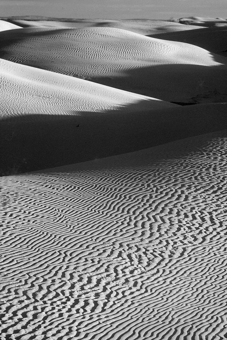 Sandunes near the Pinnacle desert Western Australia