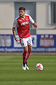 08/08/2015 Sky Bet League 1 Fleetwood Town v Southend United<br /> Danny Andrew