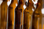Stock images of brown beer bottles...Malcolm McCurrach | New Wave Images UK | 20/03/2013