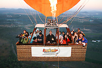20130810 10 August Hot Air Balloon Cairns