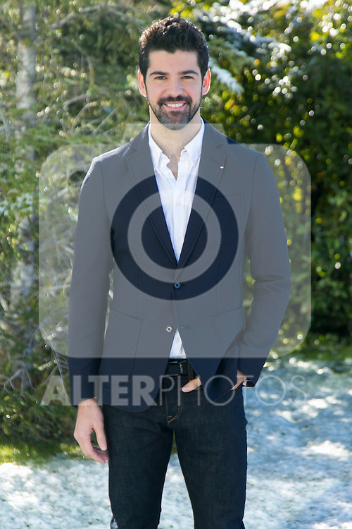 "Miguel Angel Munoz attend the ""WITHOUT IDENTITY"" (Sin identidad) Second Season presentation on the set in Madrid, Spain. January 19 2015. (ALTERPHOTOS/Carlos Dafonte)"