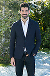 """Miguel Angel Munoz attend the """"WITHOUT IDENTITY"""" (Sin identidad) Second Season presentation on the set in Madrid, Spain. January 19 2015. (ALTERPHOTOS/Carlos Dafonte)"""